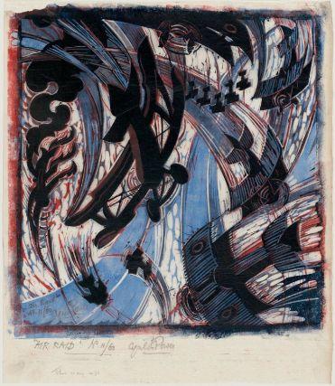 Cyril Power, Air Raid (1935)