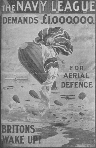 Navy League poster, 1913