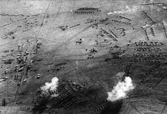 Tschaukaib, German South-West Africa, 17 December 1914