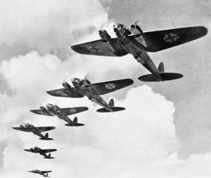 Heinkel 111s