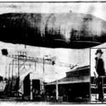 Australia and the airship — I