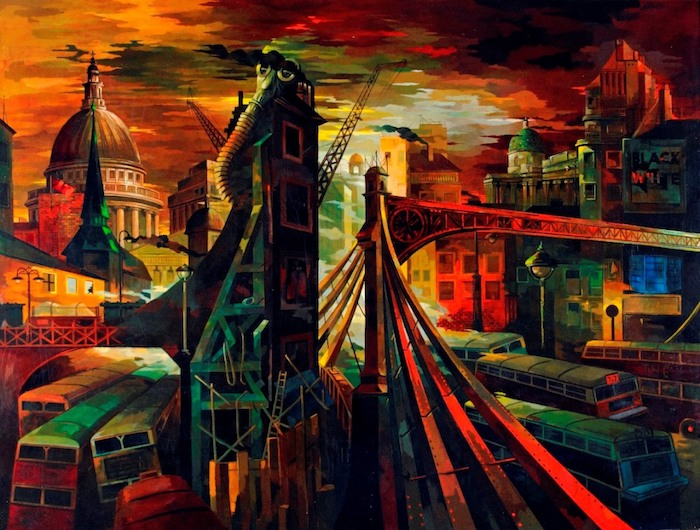 Walter Nessler, Premonition