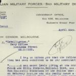 Tuesday, 23 April 1918