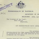 Tuesday, 30 April 1918