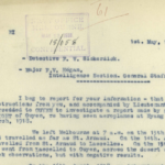 Wednesday, 1 May 1918